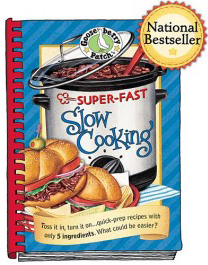 Super Fast Slow Cooker Recipes Cookbook