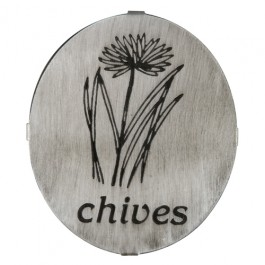 Chives Herb Marker