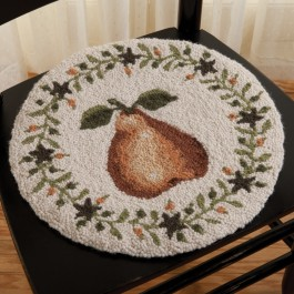Pear Chair Pad