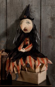 Agnes Witch Soft Sculpture