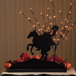 Headless Horseman Tabletop Display