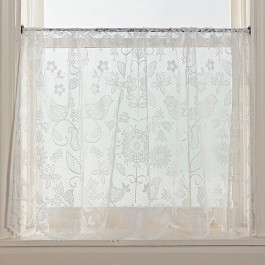 Rhapsody Lace Curtains
