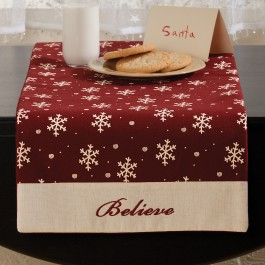 Believe Table Runner