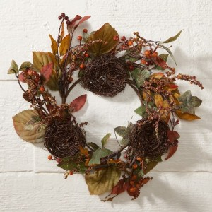 Mini Berry Nest Wreath