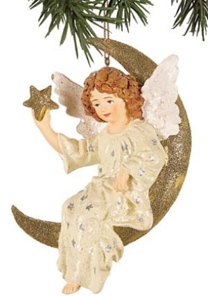 Heavenly Angel Ornament