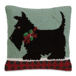 Scottie Dog Pillow