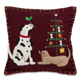 Presents For Pups Pillow