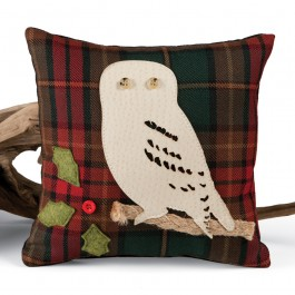 Woodsy Owl Pillow