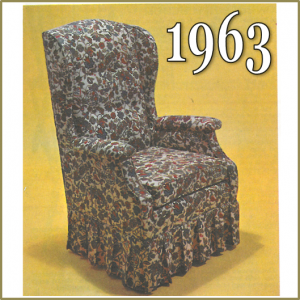 1963 SYW Our Special Chair