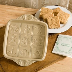 Christmas Shortbread Pan