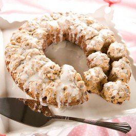 Cinnamon Chip Monkey Bread