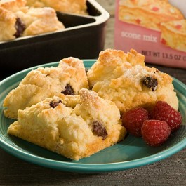 Scones , the perfect accent to an impromptu tea party. These scones ...