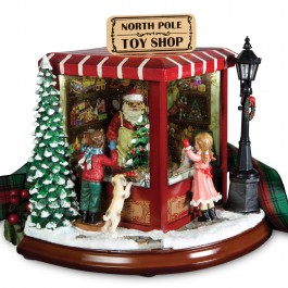 Nostalgic Christmas Music Box Shoptalk By Sturbridge