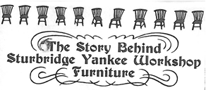 The Story Behind Sturbridge Yankee Workshop Furniture