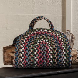 Old Orchard Braided Log Carrier
