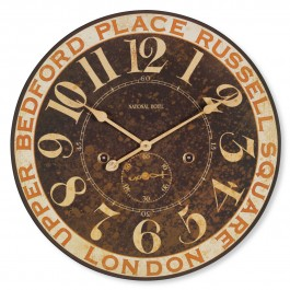 Russell Square Wall Clock