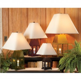 Sturbridge Lantern Lamps