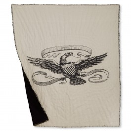 Vintage Eagle Throw