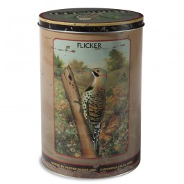 Backyard Birds Storage Tins