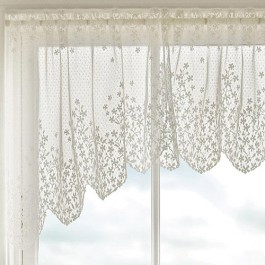 Blossom Lace Curtains