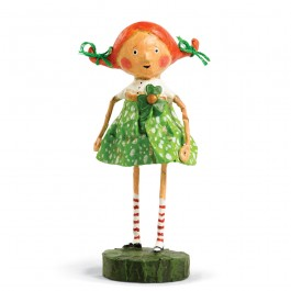 Sweet Kelly Green Sculpture