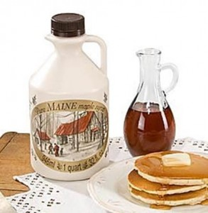 1 Qt. Maine Maple Syrup