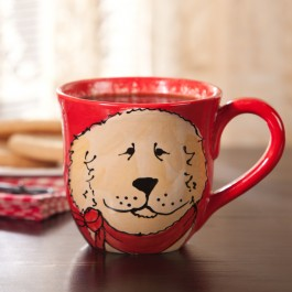 Golden Retreiver Coffee Mug