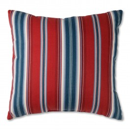 Liberty Stripe Toss Pillow