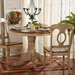 Napoleon Dining Chairs and Table, Cucina Herb Wall Basket