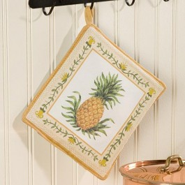 Pineapple Potholder