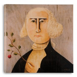 George Washington Canvas Print