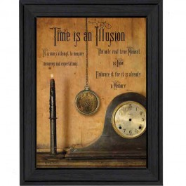 Time Is An Illusion Print