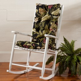 Indoor Outdoor Rocker Cushion Set