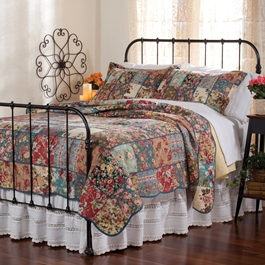 Lisa Iron Bed