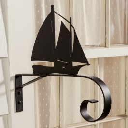 Sailboat Bracket and Bell