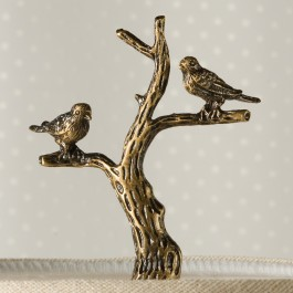 Birds on Tree Finial
