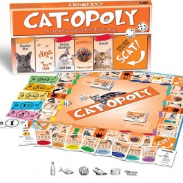 Cat-Opoly Game