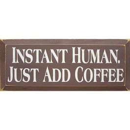 Instant Human Sign