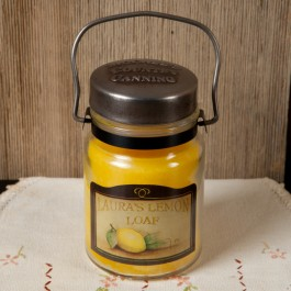 Lemon Loaf Jar Candle
