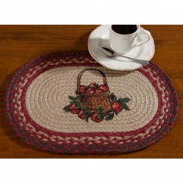 Apple Basket Placemat