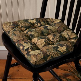 Forest Leaves Chair Pad