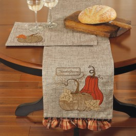 Harvest Sparkle Table Runner