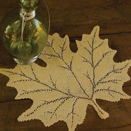 Maple Leaf Placemat