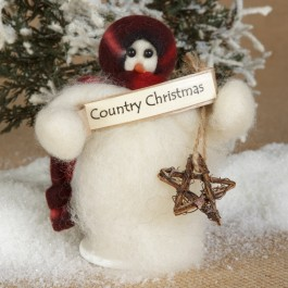Country Christmas Wooly