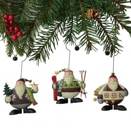 Williraye Studios Ornaments Set