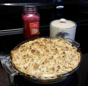 Apple Crisp Pecan Pie