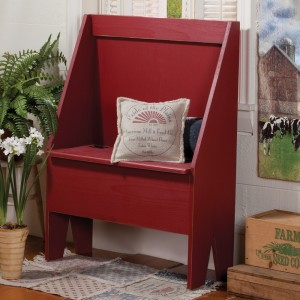 Boot & Storage Bench