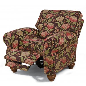 Parlor Upholstered Pushback Recliner
