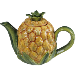 Pineapple Teapot