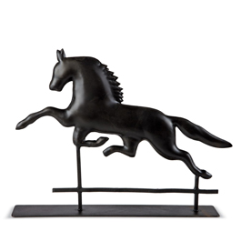 Small Horse Weathervane